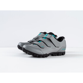 Bontrager Adorn MTB Shoes Women gravel/teal